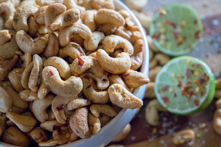 Spicy Tequila LimeCashews